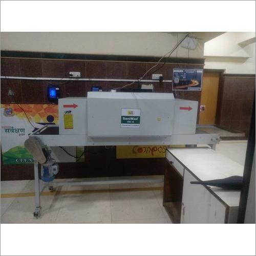 UVC Conveyor Cabinets