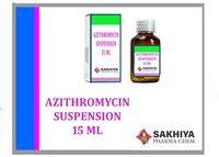 Azithromycin 15ml Suspension