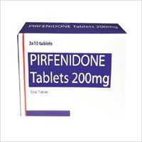200 Mg Pirfenidone Tablets