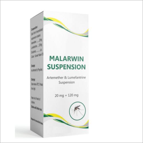 Artemethermg and Lumefantrine Suspension