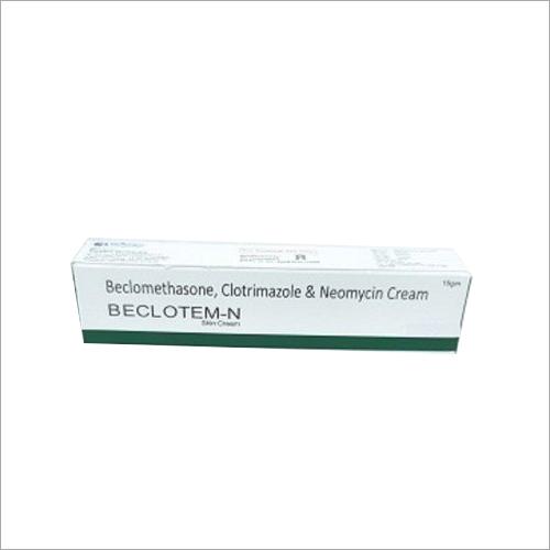 Beclomethasone Clotrimazole And Neomycin Cream