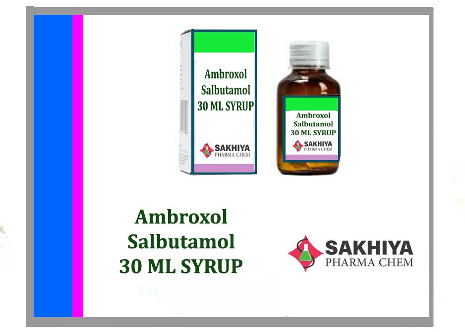Ambroxal Salbutamol Syrup