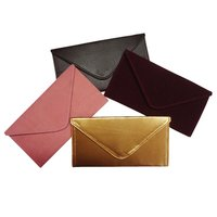 Velvet Fabric Gift Envelope