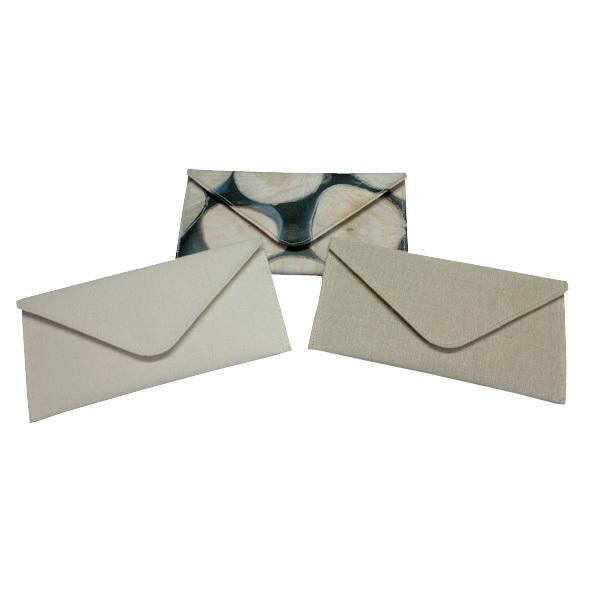 Velvet Fabric Gift Envelope
