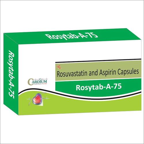 75mg Rosytab-A Capsules