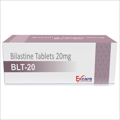 BLT-20 Tablets LBL