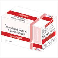 625mg Amotex-AG Tablets