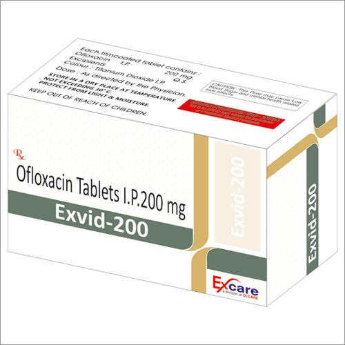 200mg Exvid Tablets