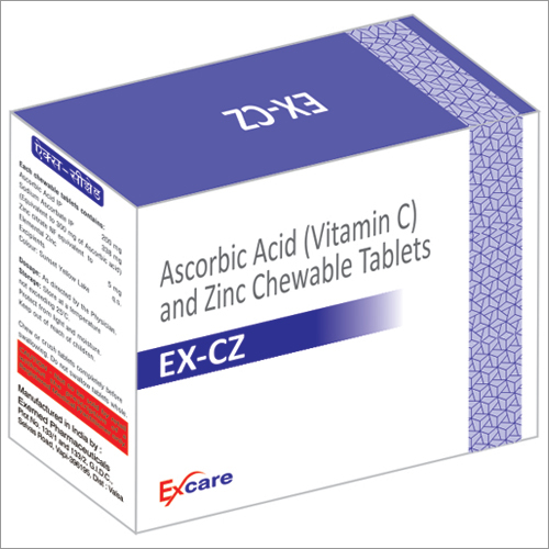 EX-CZ Tablets Excare LBL