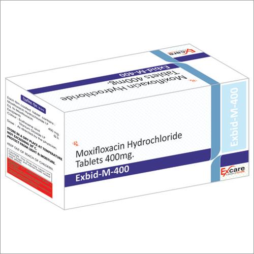 400mg Exbid-M Tablets LBL