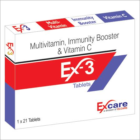 EX-3 Tablets