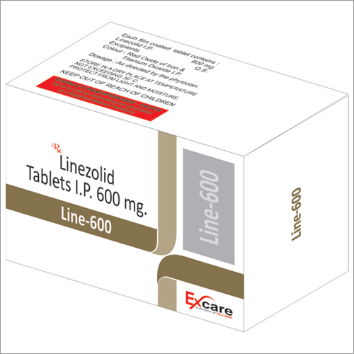 600mg Line Tablets