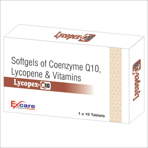 Lycopex-Q10 CAP
