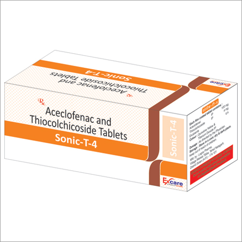 Sonic-T-4 Tablets