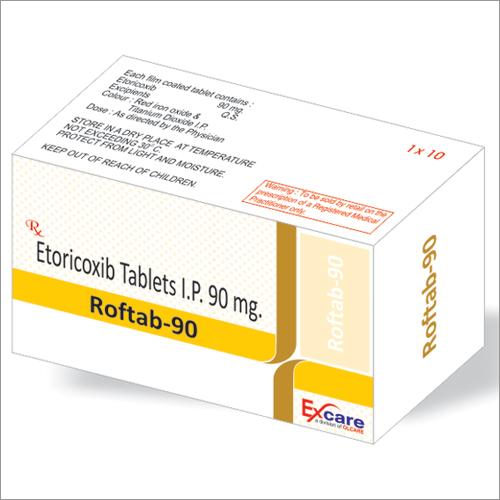 90mg Roftab Tablets