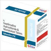 Monliv-FX Tablets