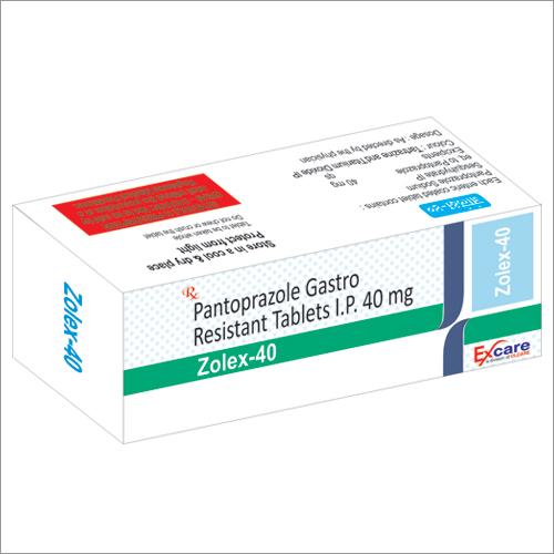 40 mg Zolex Tablets