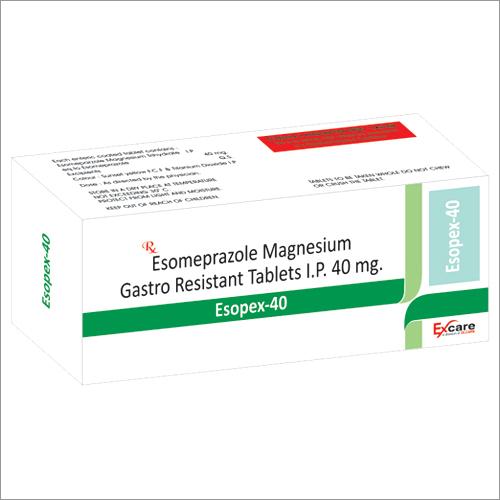 Esopex-40 LBL Tablets