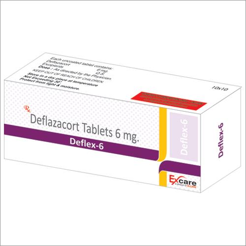 Deflex-6 Box-Strip Tablets
