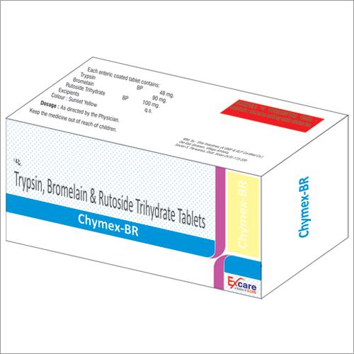 Chymex-BR Tablets