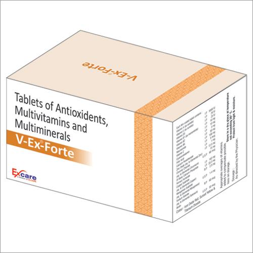V-EX-Forte Tablets