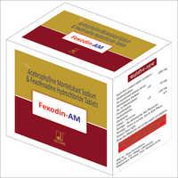Fexodin-AM Tablets