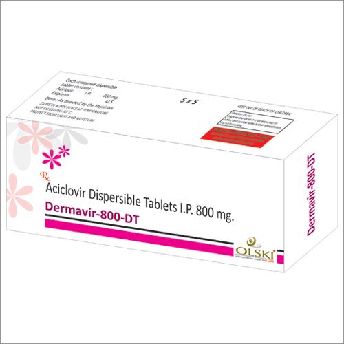 800mg Dermavir Tablets