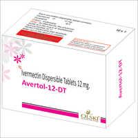 12mg Avertol DT Tablets