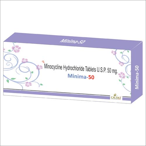 50mg Minima Tablets