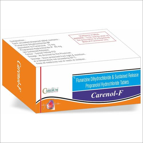 Carenol-F Tablets