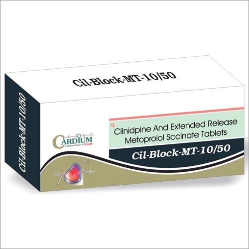 10-50mg Cil-Block-MT  Tablets