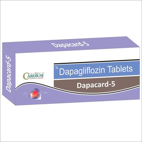 5mg Dapacard Tablets