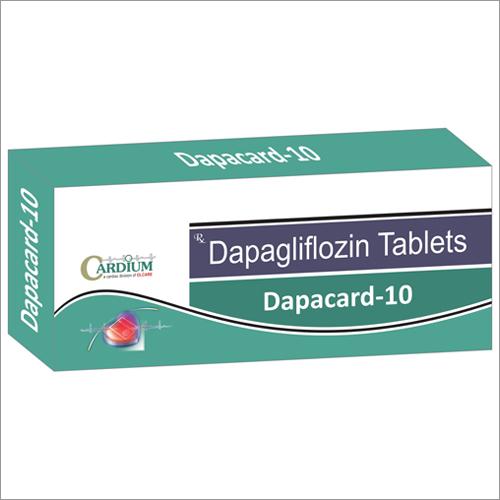 10mg Dapacard Tablets