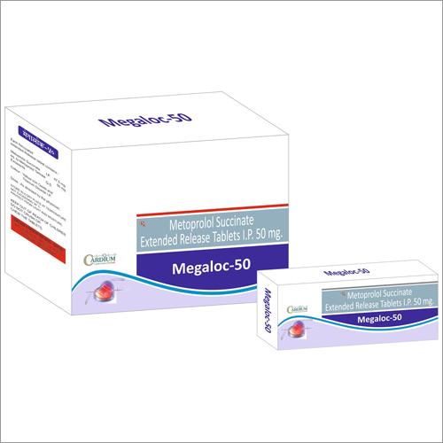 50mg Megaloc Tablets