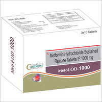 1000 Metol-OD Tablets