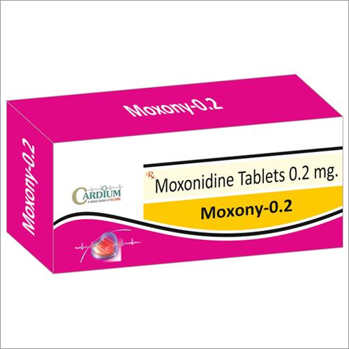 0.2mg Moxony Tablets