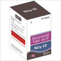10mg Nicy Tablets