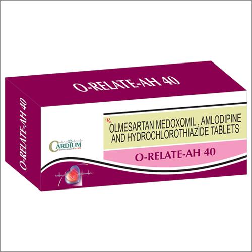 40mg O-Relate-AH Tablets