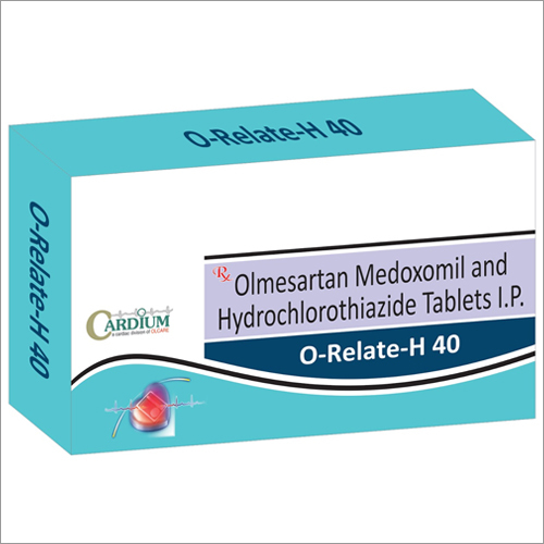 40mg O-Relate-H Tablets