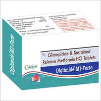 Olglimide-M1-Forte Tablets
