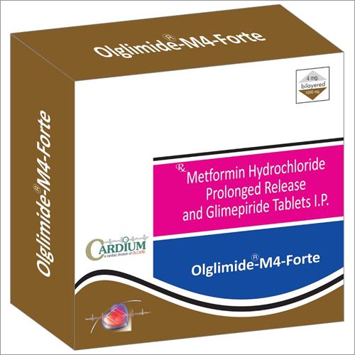 Olglimide-M4-Forte Tablets