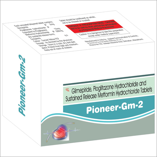 2mg Pioneer GM Tablets