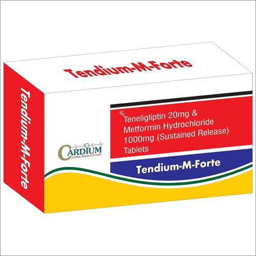 Tendium M Forte Tablets
