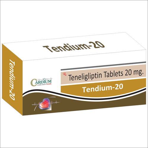 20mg Tendium Tablets