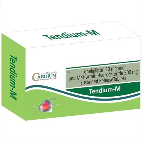 Tendium-M Tablets