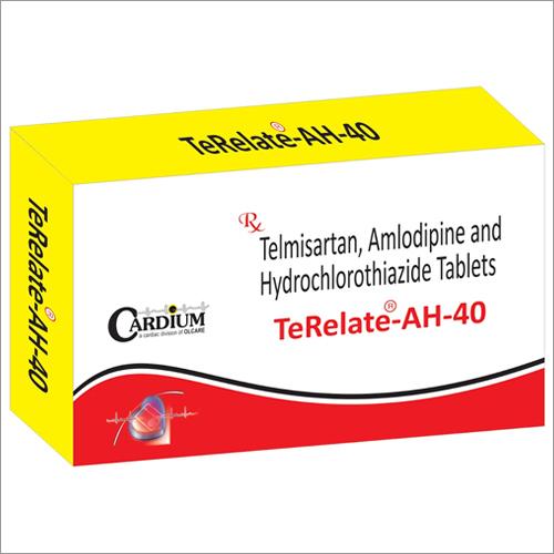 40mg Terelate-AH Tablets