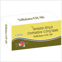 40mg Terelate-CH Tablets