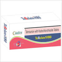 80mg Terelate-H Tablets