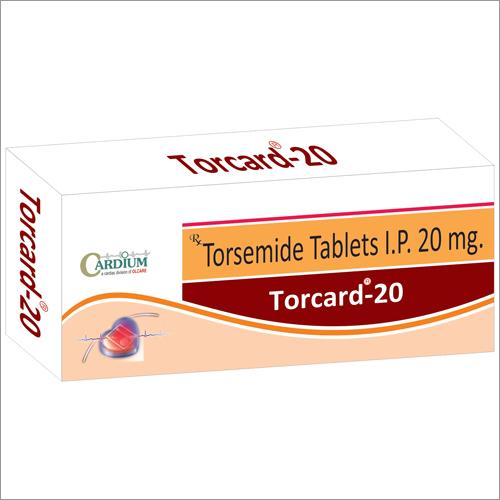 20mg Torcard Tablets