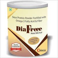Vanilla Diafree Protein Powder